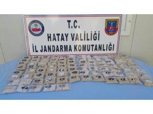 Hatay'da uyuşturucu hap operasyonu: 4 gözaltı