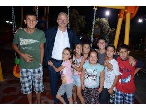 Torbalı'da Başkan Görmez'e sevgi seli