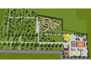 Çorlu'da yapılacak semt parkına Survivor parkuru kurulacak