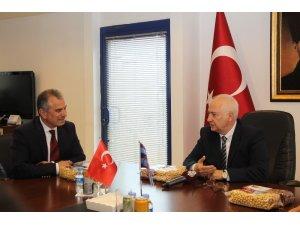 Fındığın tanıtılmasına Trabzonspor da destek veriyor