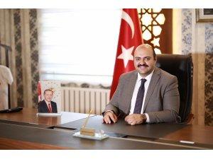 """Başkan Orhan; """"Büyük savaşlar omuz omuza kazanılır"""""""