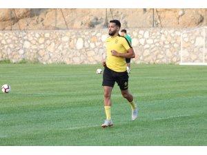Evkur Yeni Malatyaspor'da futbolcular iddialı