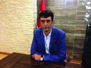 """MMO Kayseri Şube Başkanı Aksoy: """"Türk Devletini bölmeye kimsenin gücü yetmez"""""""