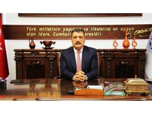 Başkan Gürkan, kutsal topraklardan döndü