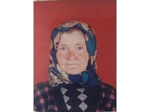 Yaşlı kadın 4 yıldır kayıp