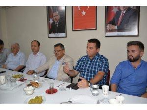Bozüyük'te haftalık istişare toplantısı