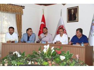 AK Parti Nevşehir Milletvekili Açıkgöz, Külliye Yaptırma ve Yaşatma Derneği Başkanlığına seçildi