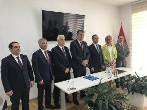 Türkiye ile Karadağ yerelde işbirliği yapacak