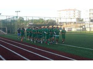 Yeşilyurt Belediyespor'da yeni sezon hazırlıkları sürüyor