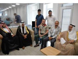 Suriyeli aşiretlerden hükümete destek