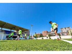 Altındağ Belediyesi bir spor tesisini daha ilçeye kazandırdı
