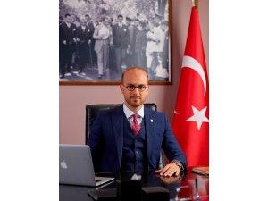 GAGİAD Başkanı Tezel'den Zafer Bayramı kutlaması