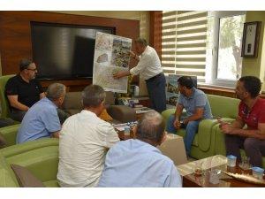 Başkan Çerçi'den Mutlu Mahallesi sakinlerine güvence