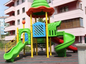Akçakoca'da çocuk parklarının sayısı artıyor
