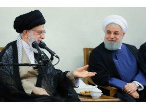 Ayetullah Hamaney, Ruhani ile görüştü