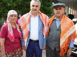 AK Parti'li Mustafa Savaş'ın 30 Ağustos Zafer Bayramı mesajı