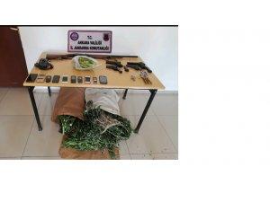 Başkent'te uyuşturucu çetesine darbe: 11 gözaltı