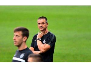 Partizan, Vodafone Park'ta antrenman yaptı
