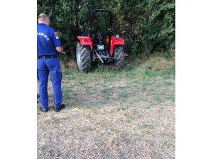 Kaza yapan çiftçinin cesedi sulama kanalında bulundu