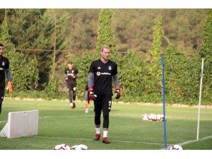 Beşiktaş, Partizan maçı hazırlıklarını tamamladı