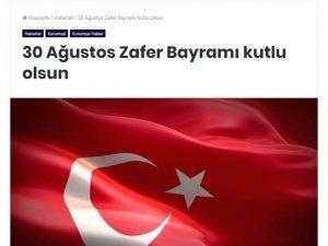 """Ankaragücü ve Gençlerbirliği'nden """"30 Ağustos""""  mesajı"""