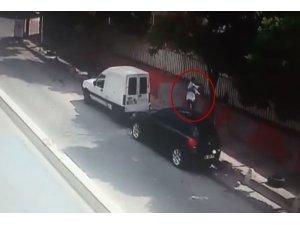 Kağıthane'de gün ortasında silahlı saldırı: 1 yaralı