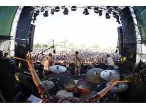 Türkiye'nin en büyük rock festivali başladı