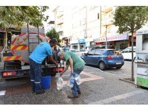 Su kesintisine arazözlü çözüm