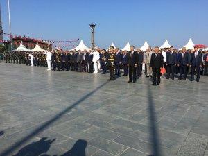 İzmir'de 30 Ağustos kutlamaları başladı