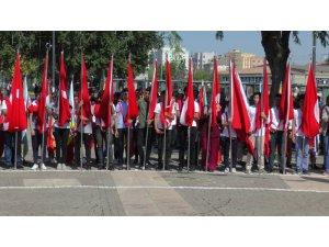 Gaziantep'te 30 Ağustos kutlaması