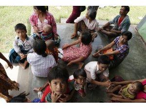 Myanmar'da çöken barajın suları 85 köyü süpürdü