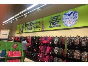 CarrefourSA'dan kırtasiye alışverişinde aile bütçesine destek