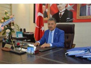 Pınarbaşı'dan Zafer Bayramı kutlaması