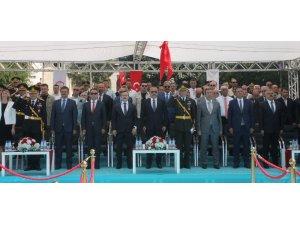 Siirt'te Zafer Bayramı kutlandı