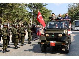Amasya'da 30 Ağustos Zafer Bayramı kutlandı