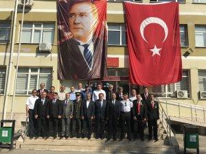 Beyşehir'de 30 Ağustos coşkusu