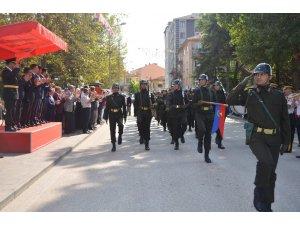 30 Ağustos Zafer Bayramı'nın 96. yıl dönümü Bilecik'te kutlandı