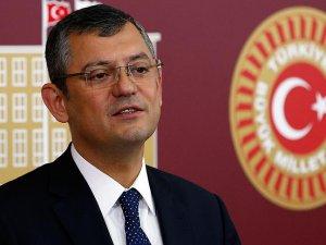 CHP'den soru önergeleri için TBMM Başkanı Yıldırım'a çağrı