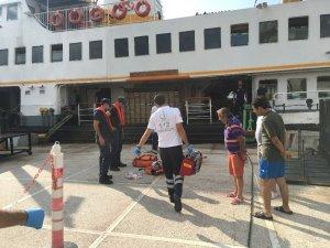 Ticari taksi sürücüsü 15 Temmuz Şehitler Köprüsü'nden atlayarak intihar etti