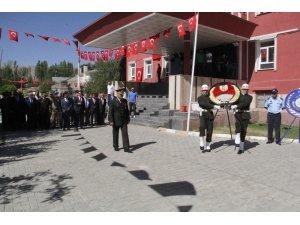 Başkale'de 30 Ağustos Zafer Bayramı kutlandı