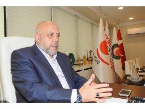HAK-İŞ Genel Başkanı Arslan'dan 1 Eylül Dünya Barış Günü mesajı