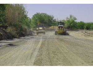 Battalgazi Belediyesi'nde yol açma çalışmaları