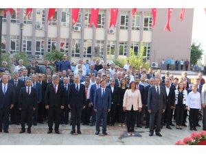 Aydın'da Zafer Bayramı coşkusu