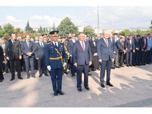 30 Ağustos Zafer Bayramı Balıkesir'de kutlandı