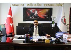 Milas Cumhuriyet Başsavcısı Adem Efe görevine başladı