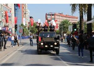 Denizli'de 30 Ağustos Zafer Bayramı kutlamaları