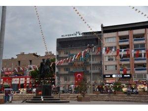 Alaşehir festivale hazır