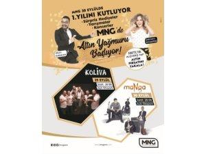 Erzurum MNG Alışveriş ve Yaşam Merkezi 30 Eylül'de 1. yılını kutluyor