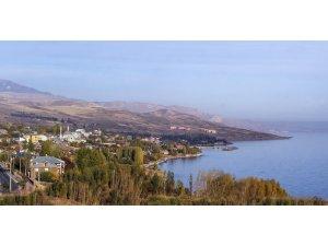 Ahlat'ta Cumhurbaşkanlığı Köşkü için yer tespiti yapılıyor