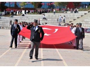 Karabük'te 30 Ağustos Zafer Bayramı kutlamaları